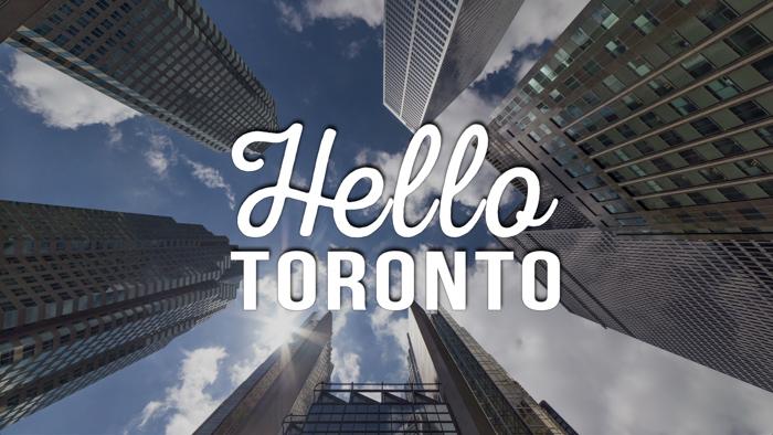 Hello Toronto's thumbnail