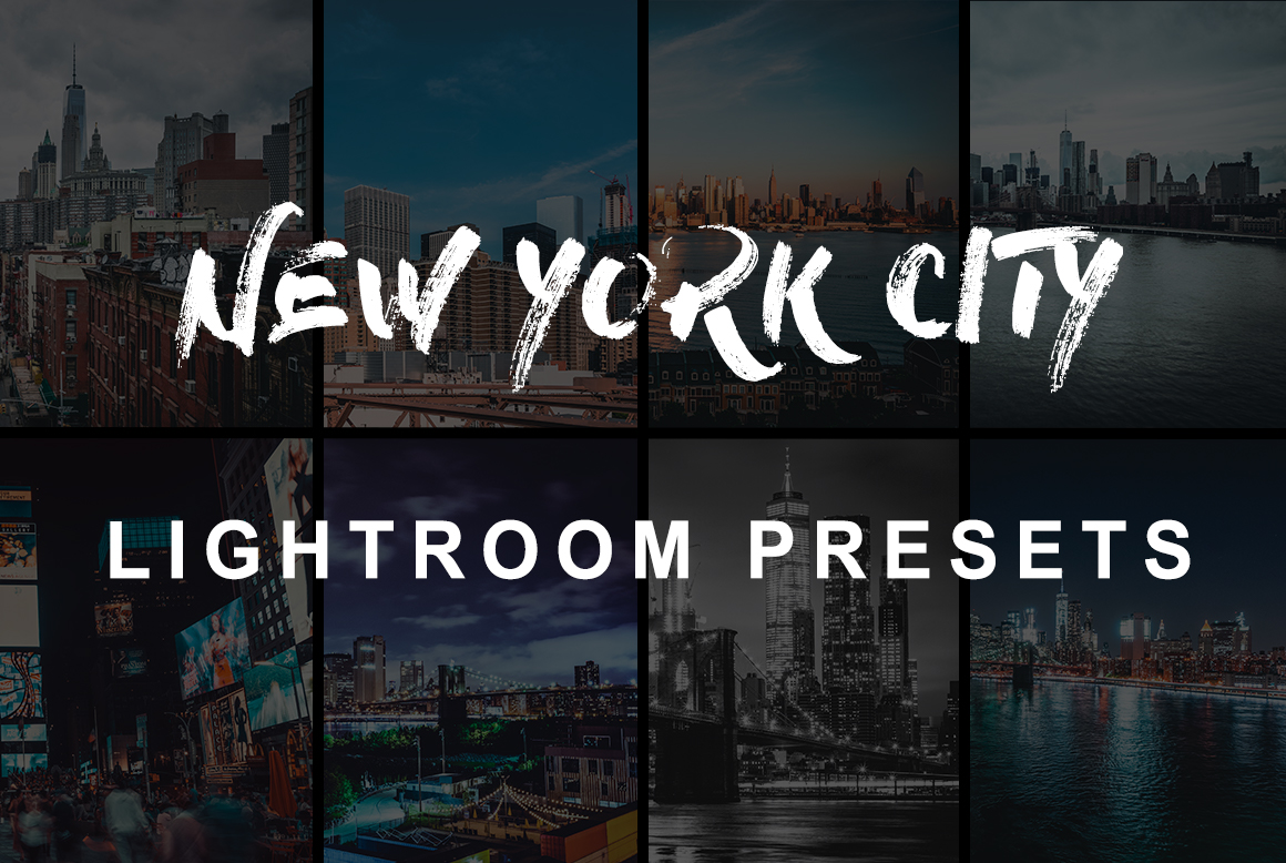 New York City Pack | Lightroom Presets